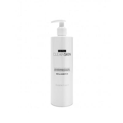 Ultra clean skin